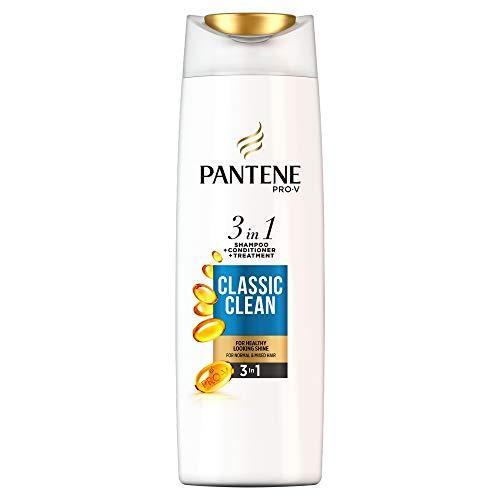 Pantene Pro-V 3in1 Classic Clean Shampoo, 300ml