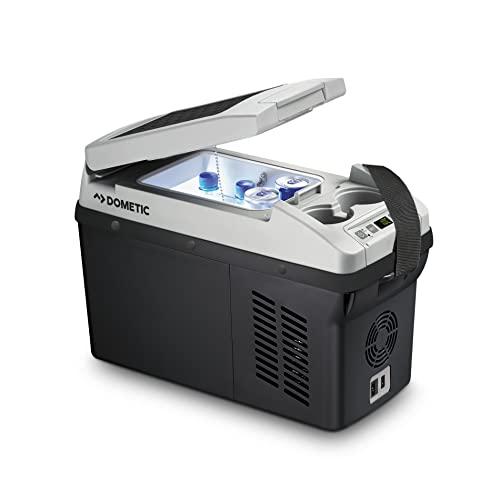 Dometic CoolFreeze CF 11 kannettava kompressorijäähdytin / pakastin, 12/24 / 230V autoon, kuorma -autoon ja pistorasiaan, 10,5 l