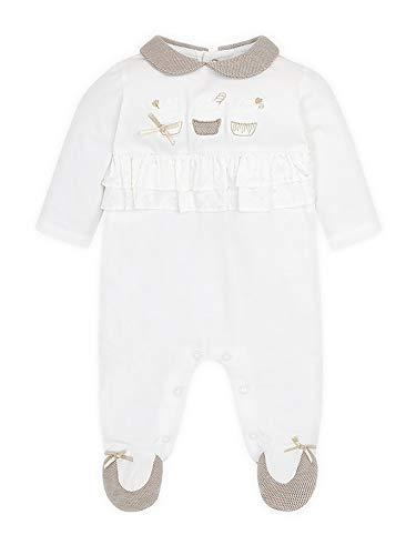 Mayoral 29-01706-076 - Pijama para bebé niña 4-6 Meses