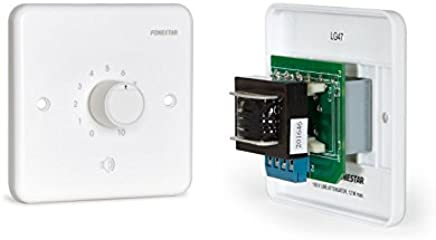 Wentronic Atenuador de se/ñal sat/élite 5-2300 MHz 2 unidades