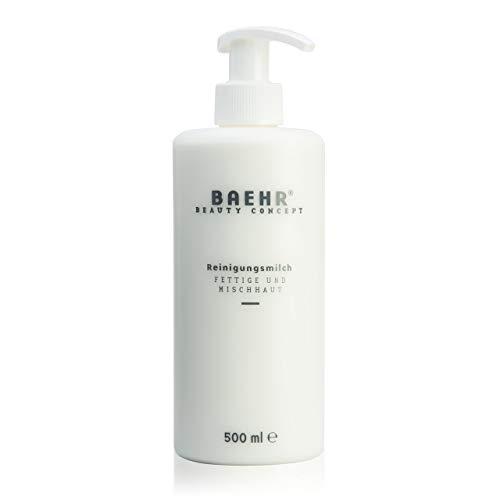 BAEHR BEAUTY CONCEPT Reinigungsmilch Fettige und Mischhaut Pumpflasche