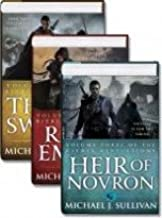 Complete Riyria Revelations Set 1-6 in 3 Volumes (Theft of Swords / Rise of Empire/ Heir of Novron)
