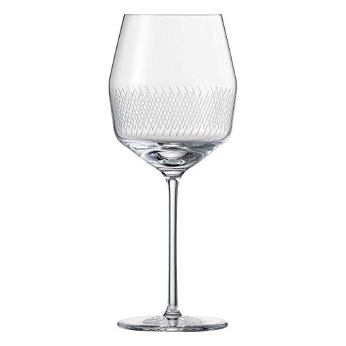 Zwiesel 1872 Upper West Allround Weinglas, 6er Set, Trinkglas, Wasser Glas, Kristallglas, 420 ml, 120753