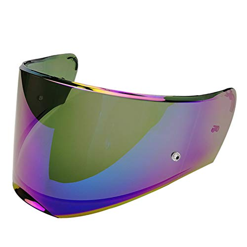 LS2 FF390 Visiera Breaker Casco Pinlock Pin Ready (Rainbow)