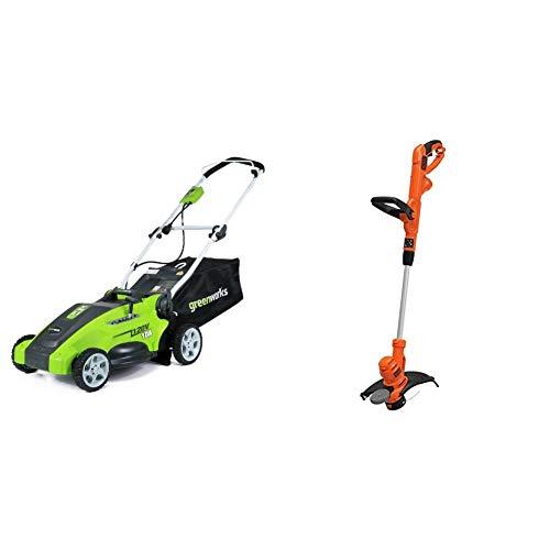 Best Black & Decker Electric Lawn Mowers