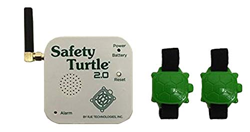 Safety Turtle New 2.0 Pet Immersion Pool/Water Alarm Kit