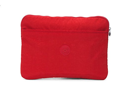 Kipling 15' Laptop Sleeve - Cherry Red