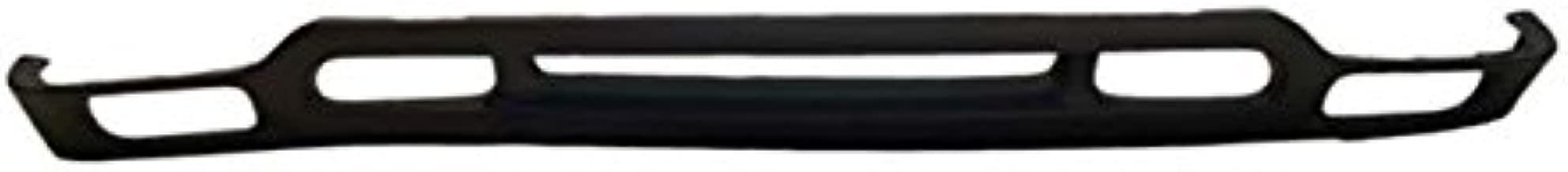 Partslink Number GM1092169 OE Replacement GMC Sierra Front Bumper Deflector
