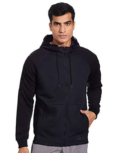 Under Armour Men's Track Jacket (1326738_Black_XL)