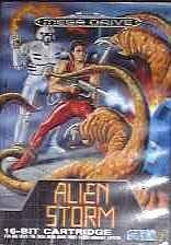 Alien Storm [Megadrive FR]