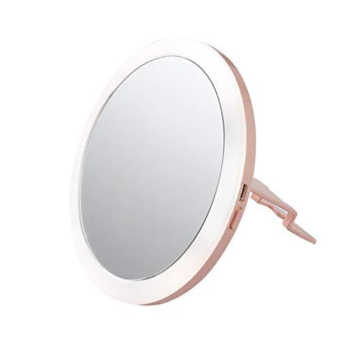 Maquillage Mirror LED Light Portable Mirror Dressing Mirror Light Xuan - worth having (Color : C)