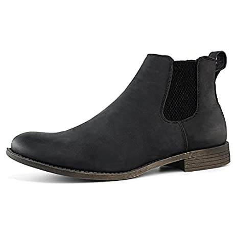 50%OFF Men's Dress Casual Chelsea Boot Ankle Boots