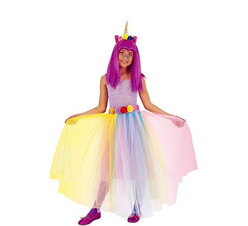 Arca de Noe - Disfraz Sweet Unicorn infantil, Talla S 3-4 aos (Rubie's S8612-S)
