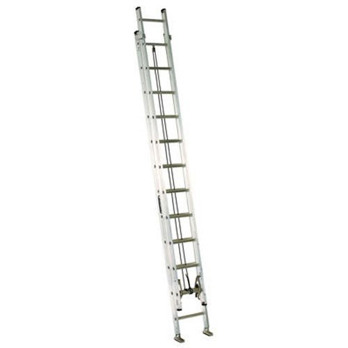 Louisville Ladder 24-Feet Extension Ladder, 300-Pound Duty Rating, AE2224