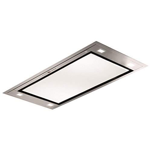 Hotte de plafond Roblin 6209273 - Hotte aspirante Intégrable - largeur 100 cm - Débit d'air maximum (en m3/h) : 650 - Niveau sonore Décibel mini. / maxi. (en dBA) : 39 / 57
