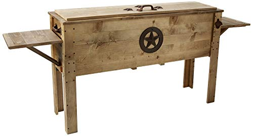 Backyard Wooden Cooler