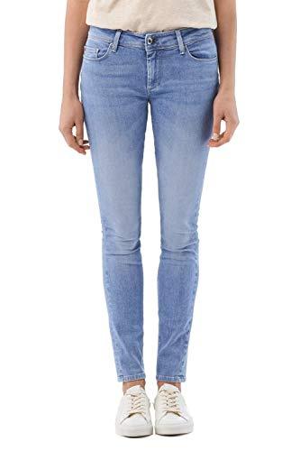 Salsa Jeans Push Up Wonder Skinny mittlerer Bund, Blau 32W x 30L