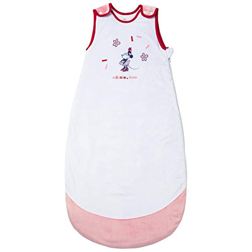 Disney - Saco de dormir para bebé (2 unidades, 6 a 36 meses, regulable, 1 unidad)