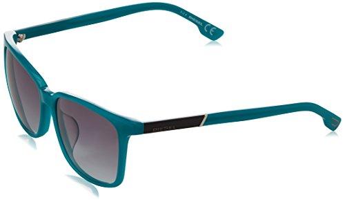 Diesel Eye Occhiali da Sole, Blu (Blue), 57.0 Unisex-Adulto