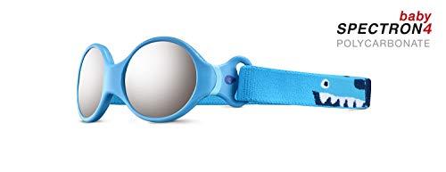 Julbo Baby Jongens Loop S Zonnebril, Turkoois/Hemelsblauw, 0-18 Maanden
