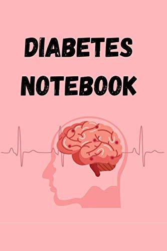 Diabetes Notebook: A Funny Blood Sugar Log Book | Glucose Tracker | Diabetes Journal For Men & Women, Diabetic Food Journal | Blood Glucose LogBook | ... Organize Glucose Readings, Monitoring