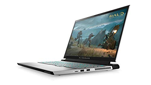 New M17 R4 Gaming Laptop 10th Gen i9-10980HK 8-Core 5.3GHz Card GeForce RTX 3080 16GB 17.3' FHD 360Hz 5ms 300-nits 100% sRGB Color gamut GSYNC Display Win 10 Pro (4TB SSD RAID|32GB RAM|FHD)