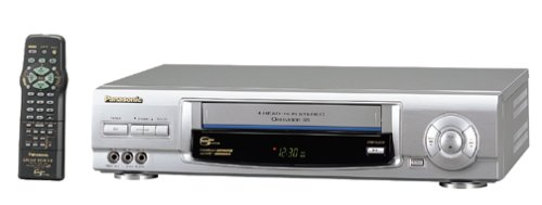 Panasonic PV-V4621 4-Head Hi-Fi VCR