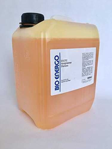 Bio Energo Honigmelonen-Duft - Friseur Salonshampoo - 5 Liter