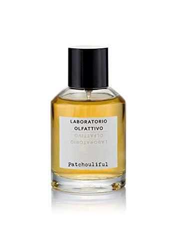 100 ml de laboratorio olfativo Patchouliful Eau de Parfum