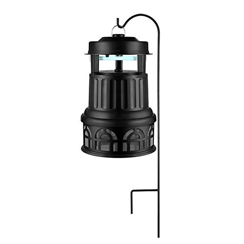 Lampe de Moustique Led Famille Ext/érieure Sans Rayonnement Silent /Électrique R/épulsif Anti-Moustiques Artefact Pi/ège les Moustiques Dans La Chambre 4.8