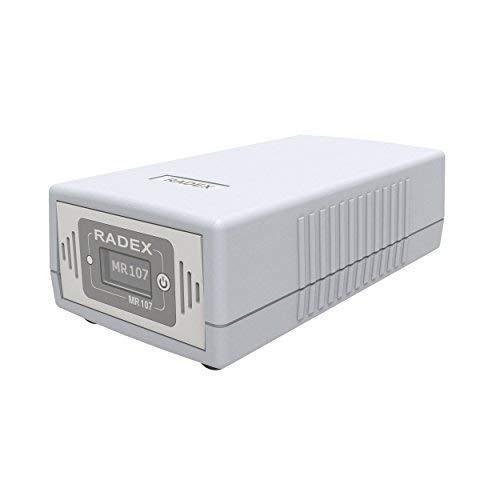 RADEX MR107avanzada Radon Detector de gas para hogar
