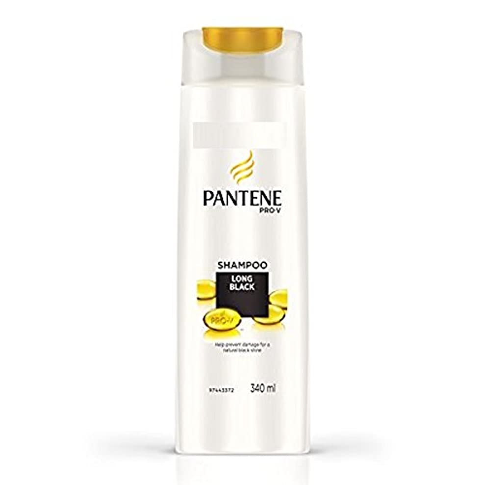 リッチ表示集めるPANTENE LONG BLACK SHAMPOO 340 ml (パンテーンロングブラックシャンプー340 ml)