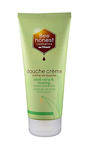 Traay Bee Honest Douchecreme Aloe Vera & Honing, 200 ml