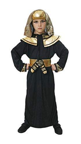 Boys Costume de pharaon, taille M, 6 - 9 ans