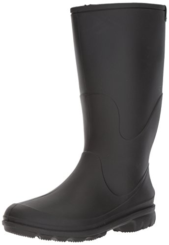Kamik Women's Miranda Rain Boot, Black, 9 D US