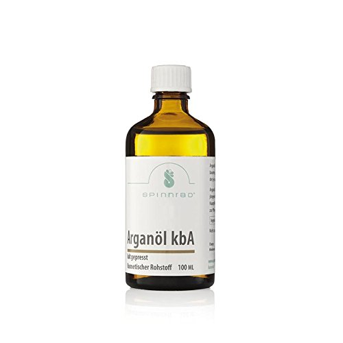 Spinnrad Arganöl kbA, kalt gepresst 100ml