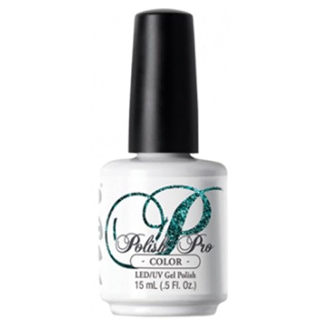 速報プランター良心NSI Polish Pro Gel Polish - Blue Lagoon - 0.5oz / 15ml