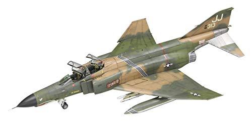 ファインモールド 1/72 航空機シリーズ アメリカ空軍 F-4E戦闘機 ベトナム・ウォー プラモデル FP41