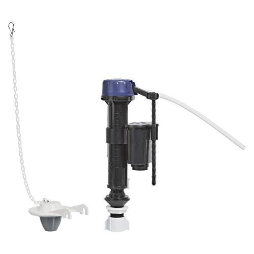 Amazon Basics AB-T106 Universal Toilet Fill Flapper Repair Kit, for 2-Inch Flush Valves
