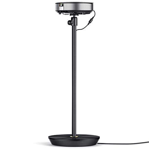 Projector Stand - Adjustable Laptop Stand, Computer DJ Equipment Studio Stand Mount Holder, Height Adjustable, Laptop Projector Stand, 7.8' to 39', Good For Stage or Studio