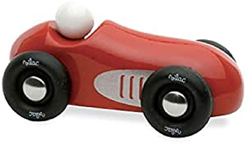 Vilac - 2241R - Jouet de Premier Age - Mini Old Sport - Rouge