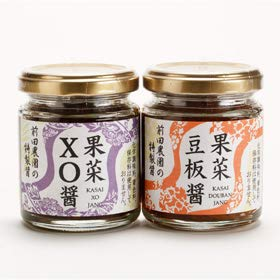 前田農園 果菜 XO醤&果菜 豆板醤