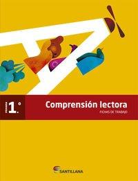 FICHAS COMPRESION LECTORA 1 PRIMARIA - 9788468023243