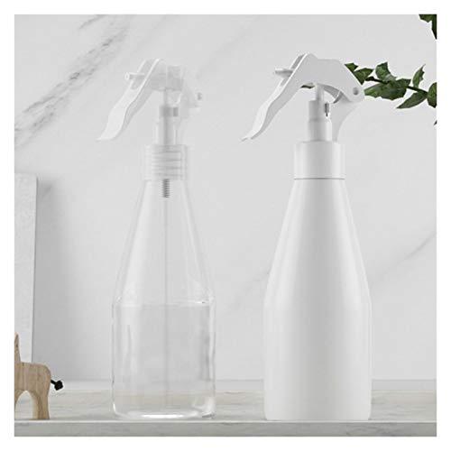 LJZX Rociador de jardín 200 ml Limpieza de plástico Toma de gatillo Spray Botella de Spray Jardín vacío Pulverizador de Agua Vaporizador Botella de humectante De múltiples Fines
