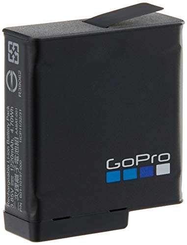 GoPro Rechargeable Battery for Hero7 Black/Hero6 Black/Hero5 Black (GoPro Official Accessory)