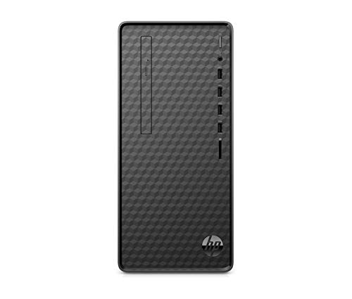 HP M01-F1001ng Desktop PC (Intel Core i3-10100, 8GB DDR4 RAM, 256 GB SSD, Intel Grafik, FreeDos) schwarz