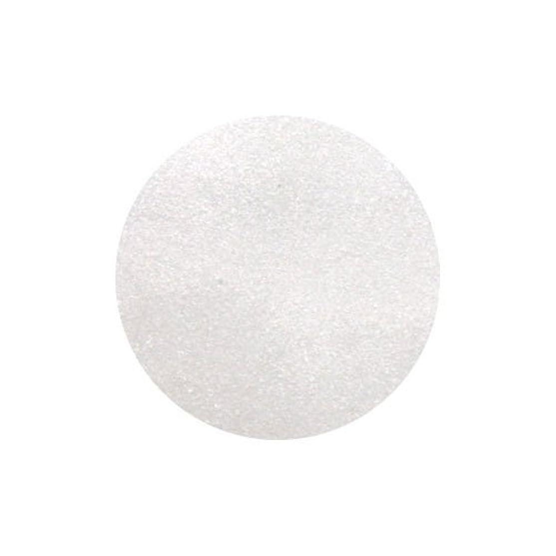 鳴らすみすぼらしい挑むピカエース ネイル用パウダー ピカエース クリスタルパール 3S #420-CW3S ホワイト 0.5g アート材