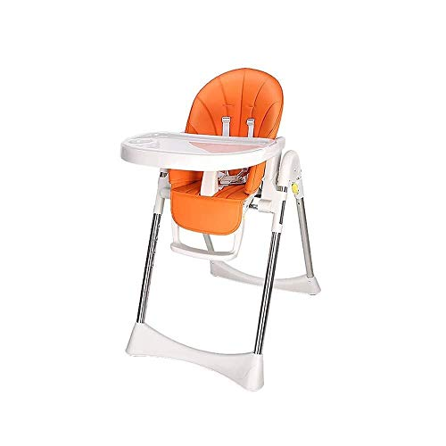 Read About LQBDJPYS Baby High Chair – Home Baby Chair Multi-Function Baby Dining Chair Folding Child Travel Seat Suitable