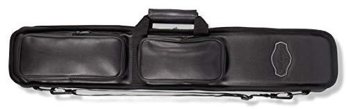 Buffalo Queue-Tasche 4 Unterteile /8 Oberteile Farbe SCHWARZ