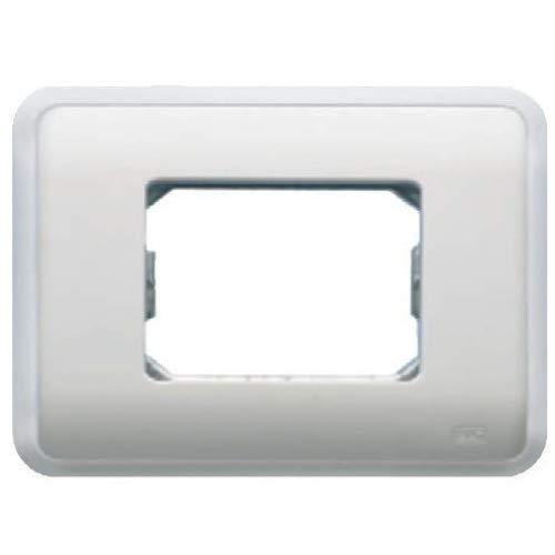 Bjc rehabitat - Placa con bastidor +marco 3 estrecho o 1 ancha+1 blanco